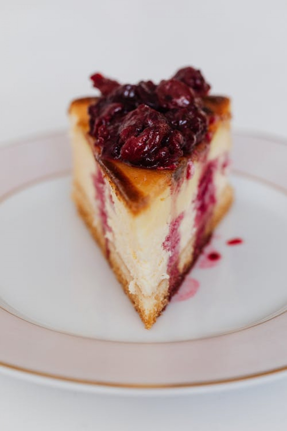 Cheesecake Cru, Passion Et Ivoire